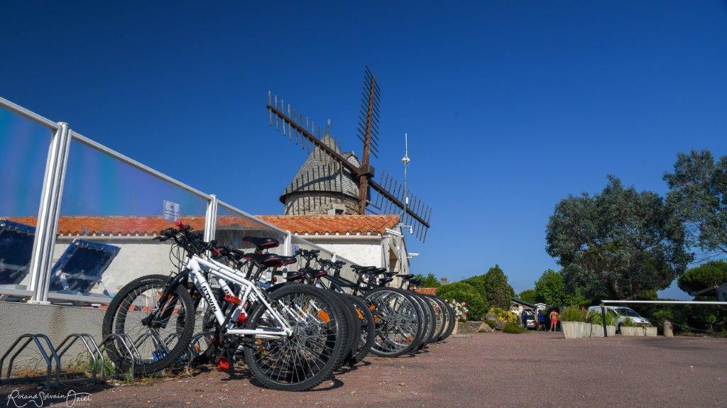 location de vélo au camping en Vendée