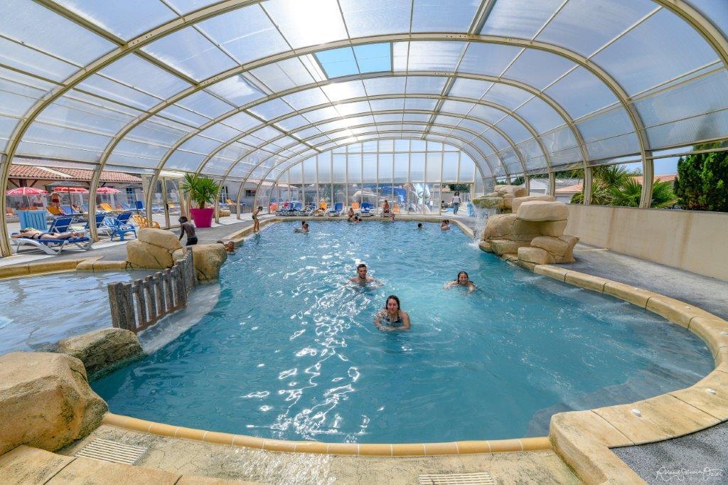 piscine et détente en Vendée