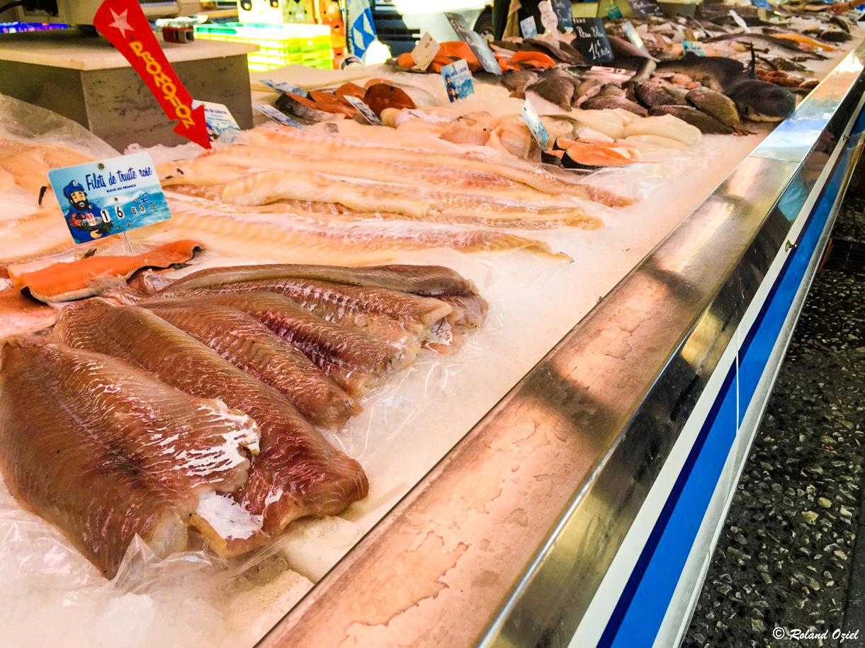 marchés alimentaires des sables d'Olonne