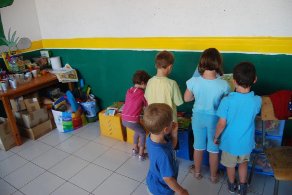 club enfants jeux