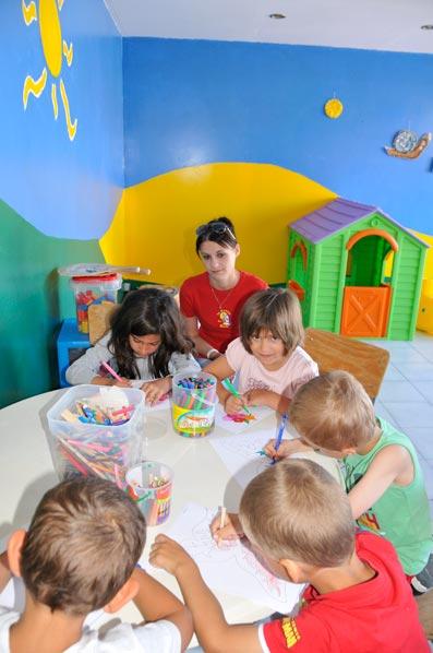 animation bricolage enfants