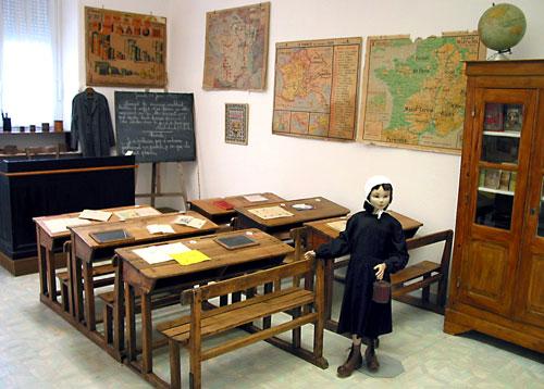 Le Musée des Traditions Populaires