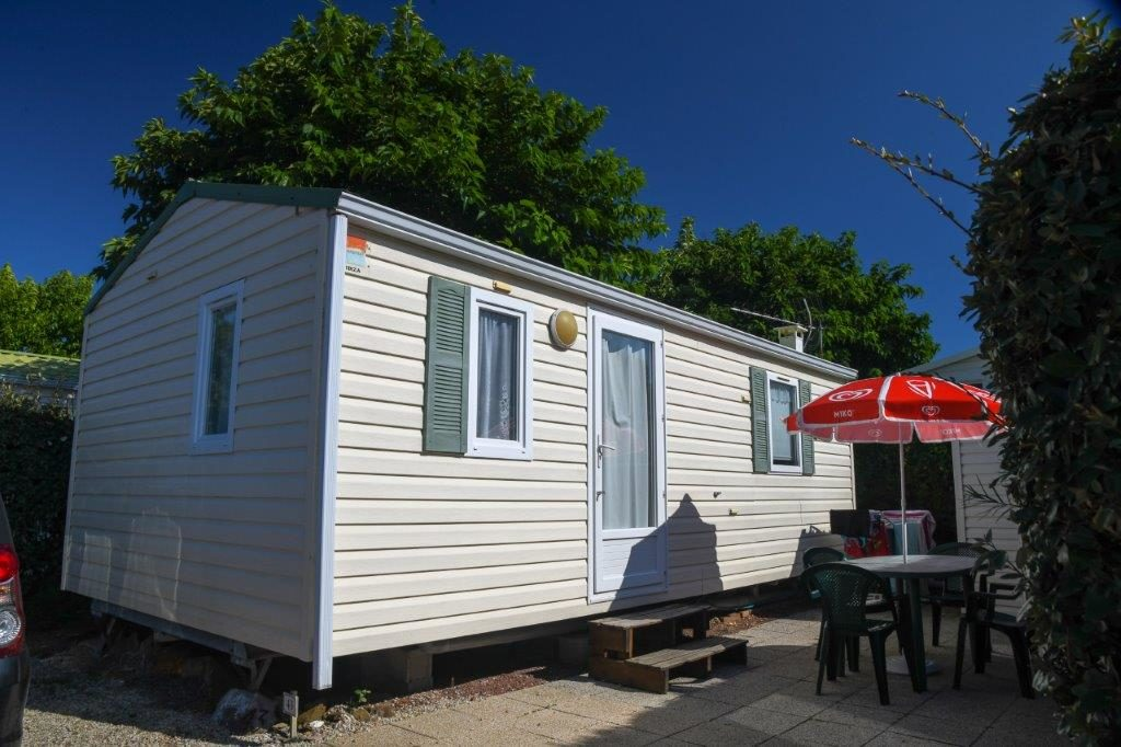 Mobil-home Confort 4 pers.