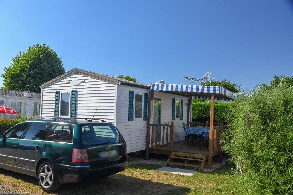 Mobil-home 4 pers. Confort ✚