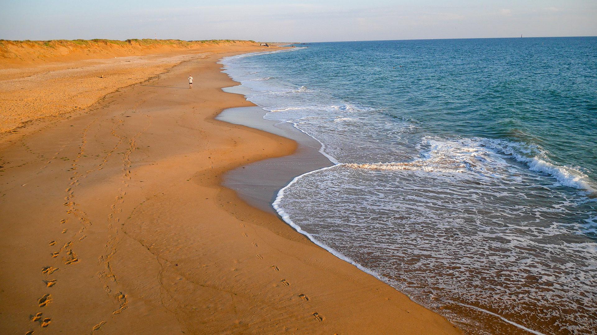 plage nature et calme