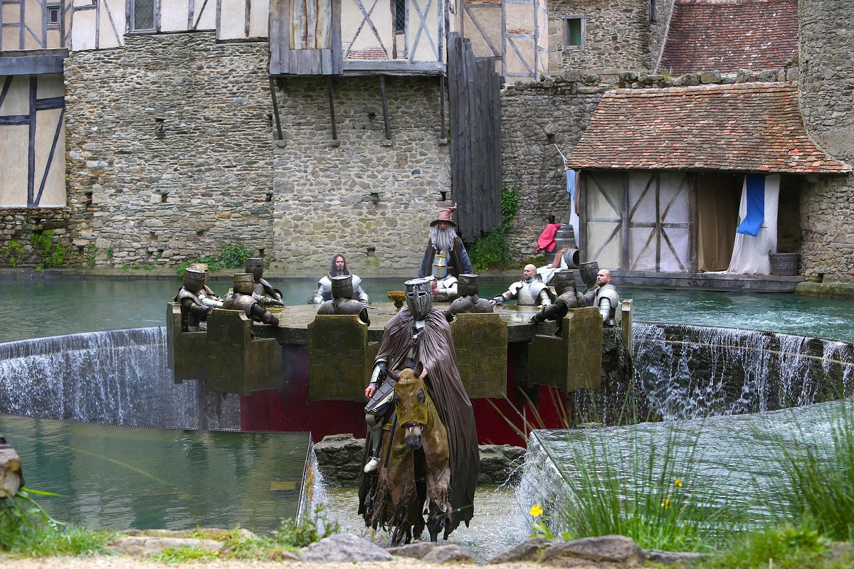 parc du puy fou en Vendée