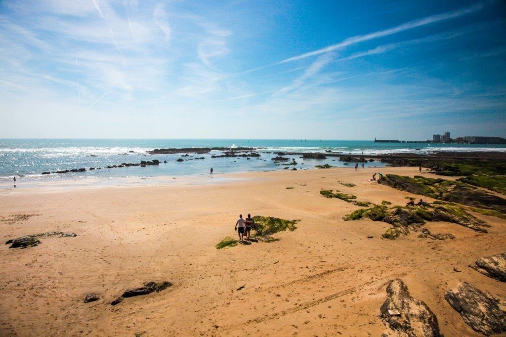 camping proche plages les Sables d'Olonne
