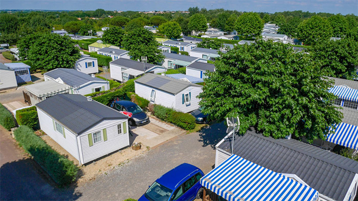 location mobil home familial Vendée