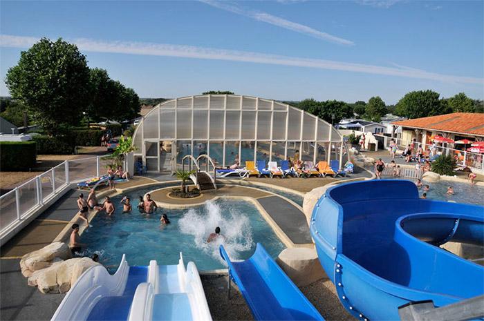 location familiale avec piscine en Vendée