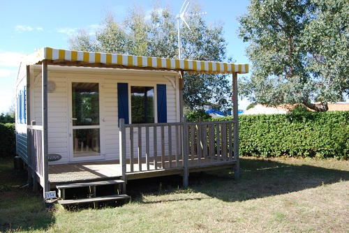 Mobil-home confort + 2