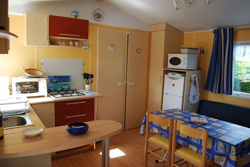 Mobil-home grand confort +