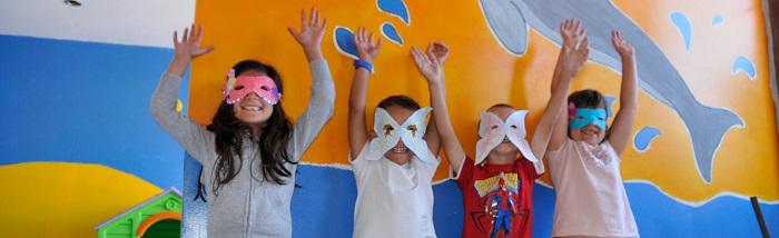 animation enfant camping Les Sables d'Olonne