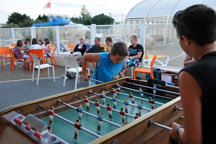 jeux du camping familial en Vendée