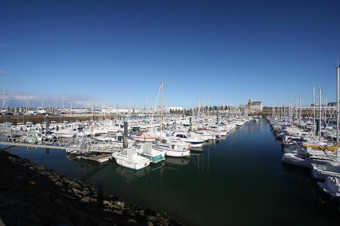 Port des Sables d'Olonne